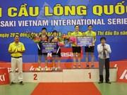 Tournoi international de badminton Kawasaki : le Vietnam puissance 3