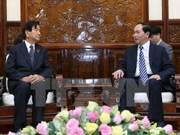 Intensifier la coopération Vietnam-Japon