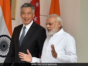 Inde et Singapour décident d'établir un dialogue économique