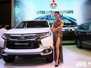 Ouverture de Vietnam Motor Show 2016