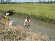 Le delta du Mékong attend les crues