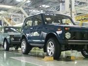 Construction automobile : coopération tripartite Vietnam-Russie-Biélorussie