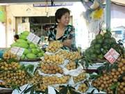 Montée en flèche des importations nationales de fruits et légumes de Thaïlande et de Chine