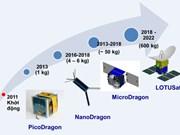 Le lancement de satellites fabriqués par le Vietnam prévu d'ici 2020