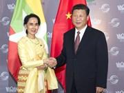 La Chine et le Myanmar renforcent leur coopération