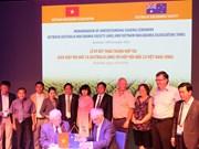 Industrie du macadamia : le Vietnam et l'Australie se serrent la main