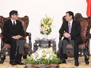 Le Vietnam et la Thaïlande intensifient leur coopération dans le travail