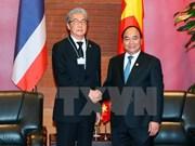 Le PM vietnamien reçoit le vice-PM thaïlandais en marge de l'ACMECS-7