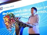 Petrolimex Lao - Destination-phare dans les activités d'affaires vietnamiennes au Laos