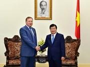 Gaz et pétrole : favoriser au maximum la coopération vietnamo-russe