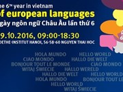 La 6ème Journée européenne des langues à Hanoi