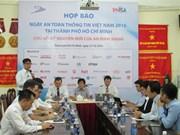 Hô Chi Minh-Ville attend la Journée de la sécurité informatique en novembre