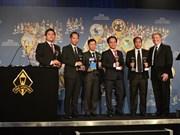 Viettel remporte de nombreux titres aux International Business Awards 2016