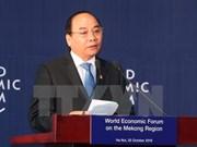 La Conférence du Forum économique mondial pour le Mékong