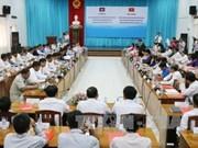 Renforcement des échanges populaires entre An Giang (Vietnam) et Takeo et Kandal (Cambodge)