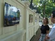 Des initiatives efficaces de lutte contre le changement climatique s'exposent à Hanoï