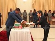 Le Vietnam souhaite renforcer la coopération avec la Zambie