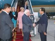 La visite au Vietnam du président irlandais Michael D. Higgins vue de l'Irlande