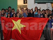 Activités de promotion de l'image du Vietnam en Argentine