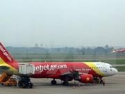 VietJet : nouvelle ligne Hô Chi Minh-Ville-Taïwan (Chine)