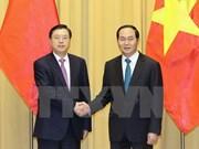 Approfondissement du Partenariat de coopération stratégique intégrale Vietnam-Chine