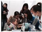 Des volontaires sud-coréens vont à Thai Nguyên
