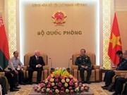 Le Vietnam et la Biélorussie promeuvent la coopération dans les technologies militaires