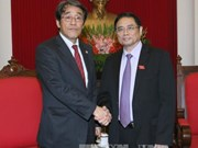 Le Japon renforce ses relations avec le Vietnam