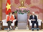 Vietnam-Allemagne : Renforcement de la coopération entre les deux organes législatifs