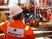 Rosneft souhaite augmenter la production offshore au Vietnam