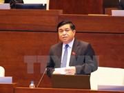 L'Assemblée nationale adopte plusieurs résolutions