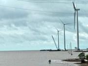 Le Vietnam a de nombreuses potentiels dans le développement de l'énergie éolienne