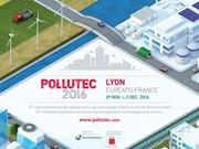 Environnement : le Vietnam à Pollutec 2016