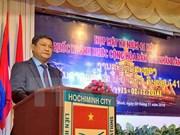 Félicitations du Vietnam pour la Fête nationale du Laos
