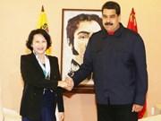 Vietnam-Venezuela : stimuler les relations bilatérales