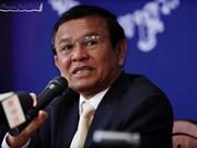 Cambodge : le leader de l'opposition cesse de boycotter l'Assemblée nationale