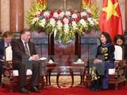Renforcement de la coopération entre la province russe de Koursk et des localités vietnamiennes