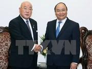 Nguyen Xuan Phuc reçoit le conseiller spécial du gouvernement japonais