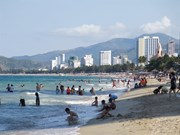 Tourisme maritime : l'impact du réchauffement du climat au Vietnam se précise