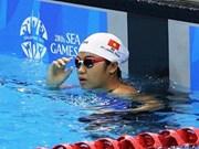 Natation : Phuong Tram remporte quatre médailles d'or au tournoi d'Asie du Sud-Est