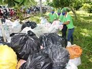 Aide japonaise pour la construction d'une usine d'engrais organiques à Hung Yen
