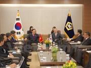 Vietnam et R. de Corée renforcent la coopération entre leurs cours suprêmes