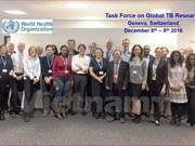 Le Vietnam participe au groupe mondial de recherche sur la tuberculose