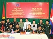 Le Vietnam et le Cambodge s'efforcent d'édifier une ligne frontalière de paix