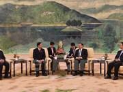 Vietnam et Chine renforcent la coopération entre leurs organes législatifs