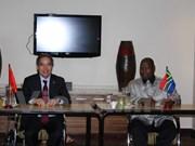 Une délégation du PCV en visite en Afrique du Sud