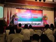 La journée des bourses ITEC 2016 à Hô Chi Minh-Ville