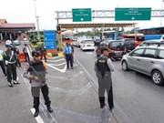 Terrorisme : l'Indonésie renforce la sécurité avant le Nouvel An