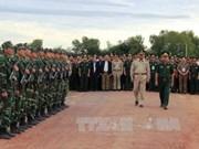 Vietnam-Cambodge: échange entre des provinces frontalières