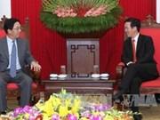 La Chine prend toujours en haute estime ses relations avec le Vietnam